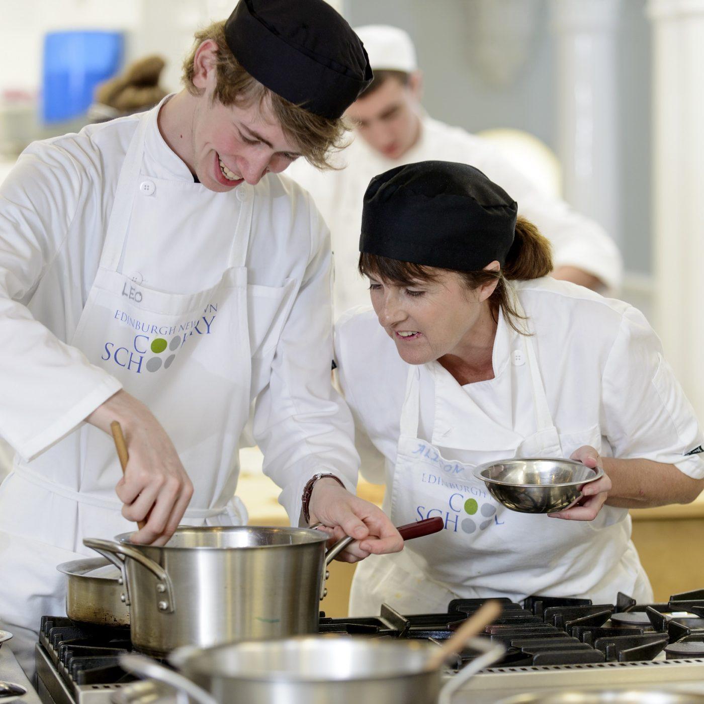 chef shortage, Edinburgh, Scotland