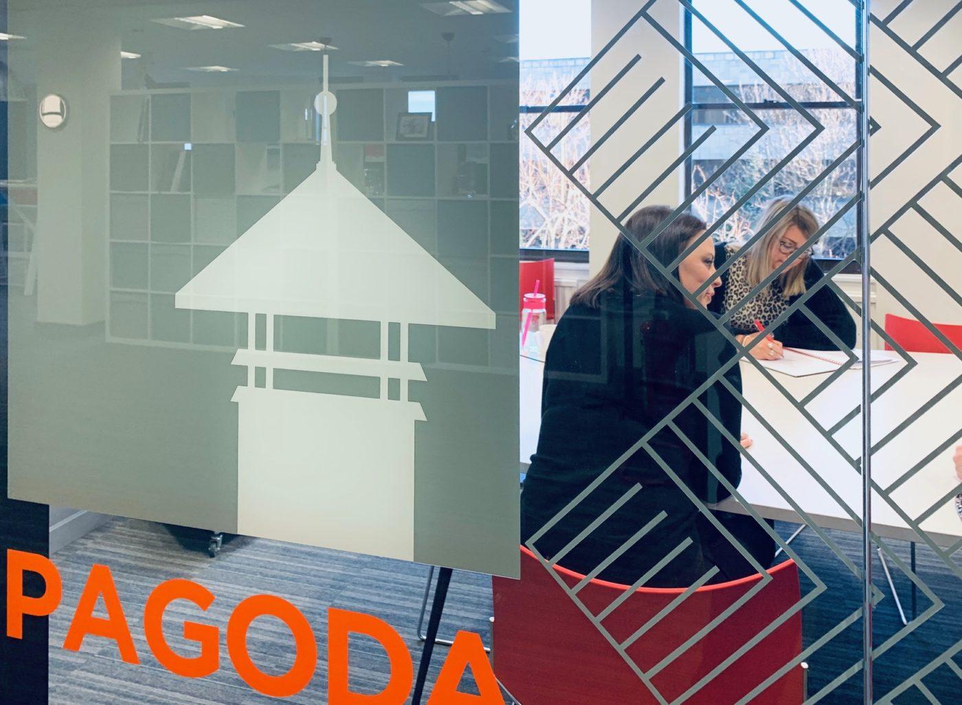 Pagoda PR agency in Edinburgh
